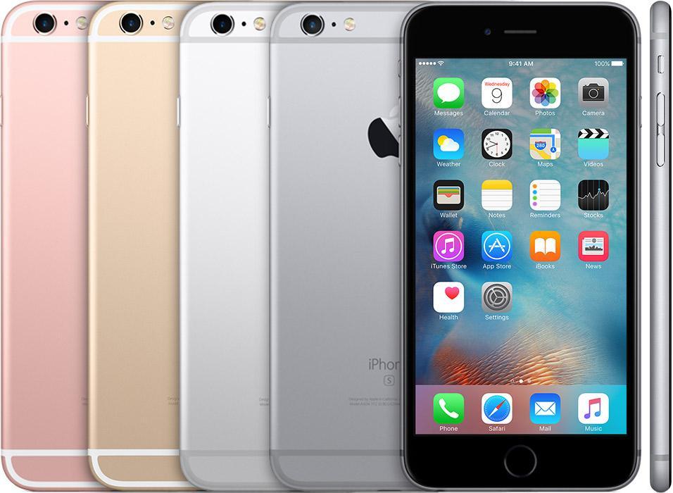 Teléfono iPhone 6s Plus
