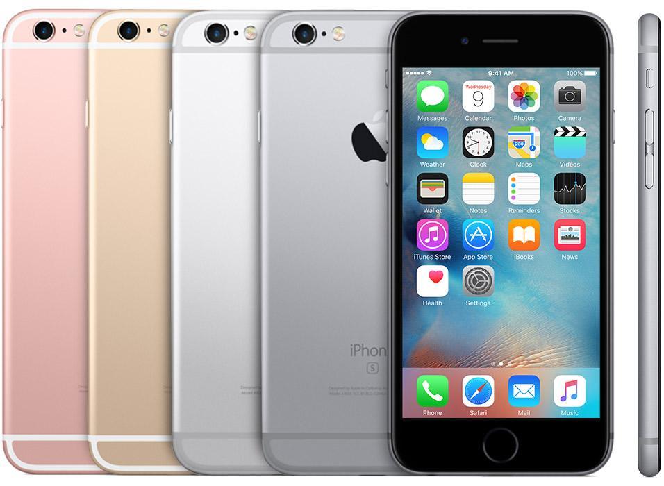 Teléfono iPhone 6s