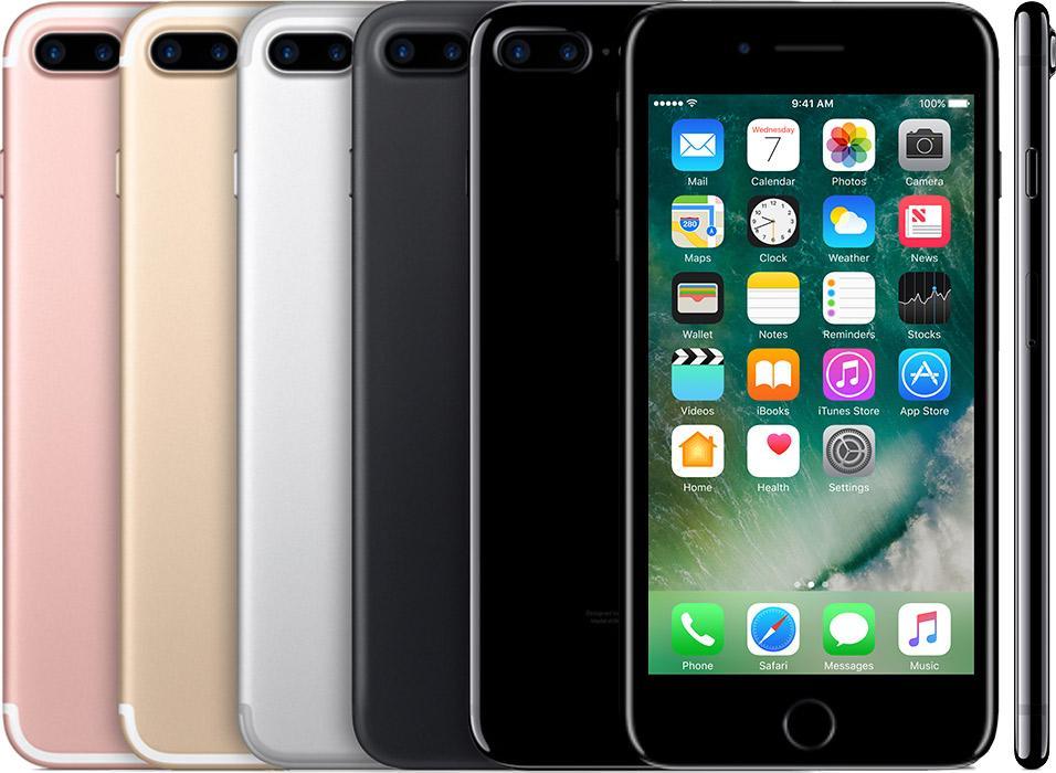 Teléfono iPhone 7 Plus