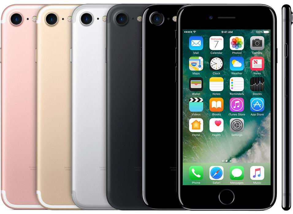 Teléfono iPhone 7