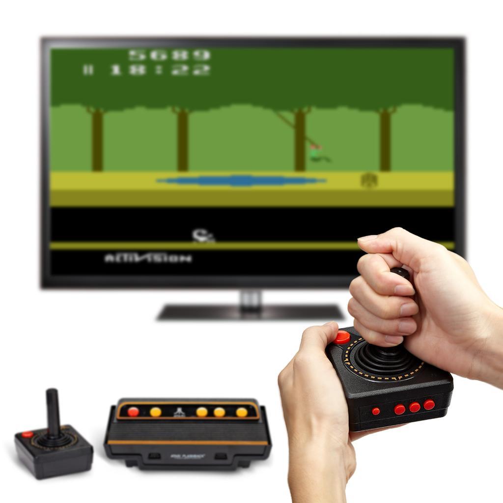 Versiones mini de Atari y SEGA llegarán en septiembre