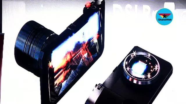 DSLR Mod de los nuevos Moto Mods