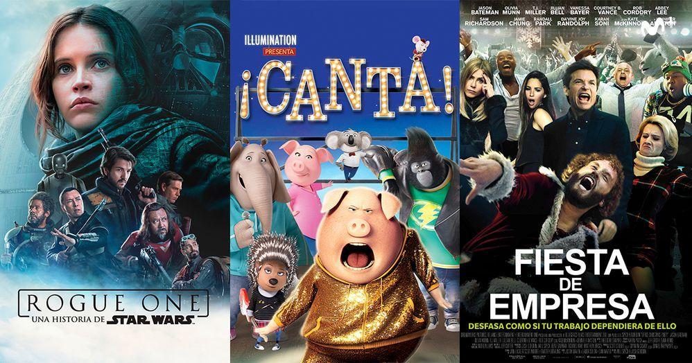Películas de estreno en Movistar+ durante agosto de 2017