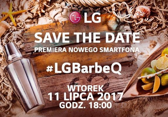 Anuncio evento del LG Q6