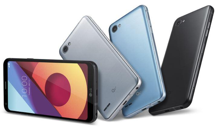 Nuevo LG Q6