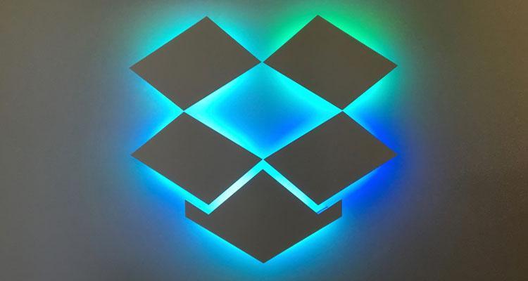 Logotipo de Dropbox