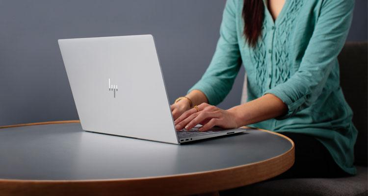 Nuevo portátil de HP