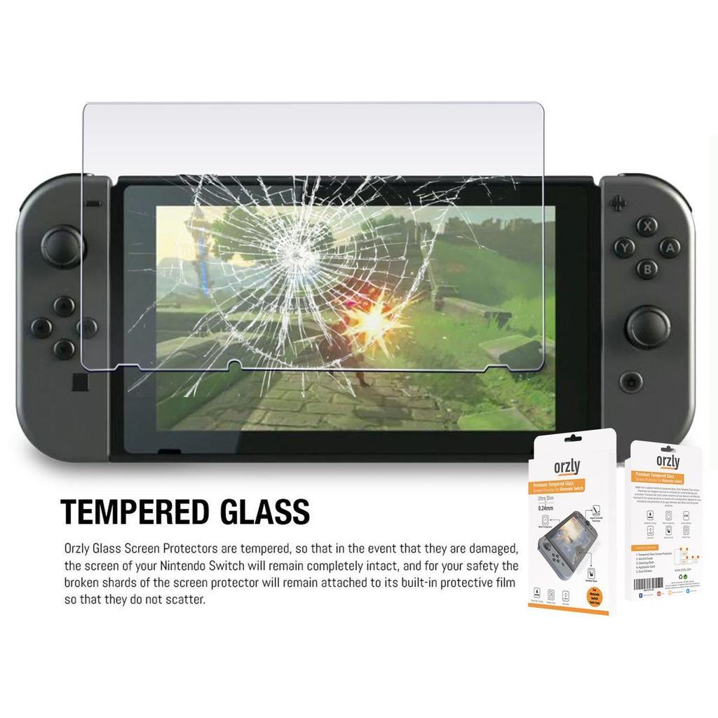 Accesorio protector pantalla Nintendo Switch