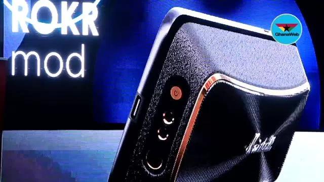 ROKR Mod de los nuevos Moto Mods