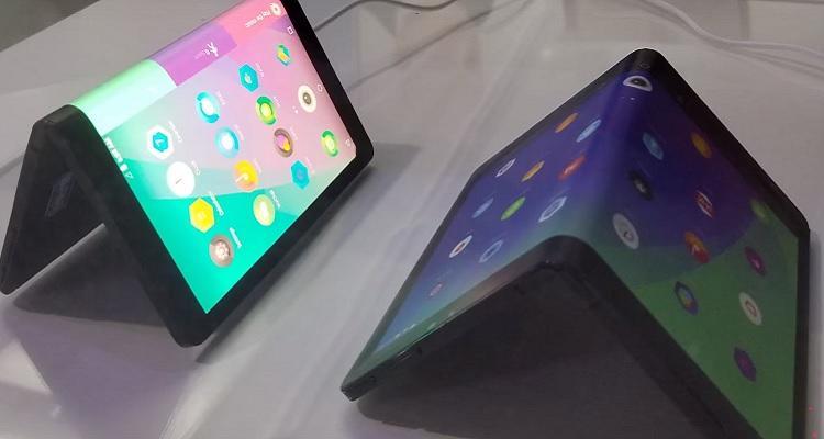 Lenovo Folio, tableta plegable