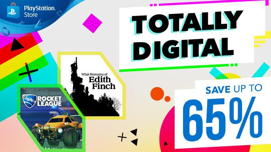 Promoción Totally Digital en Playstation Store