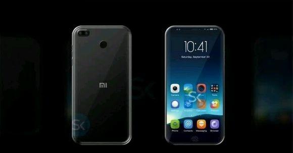 Diseño del Xiaomi X1