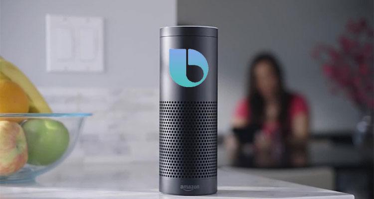 altavoz inteligente con Bixby