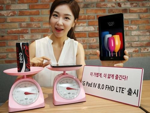 Tablet LG G Pad IV