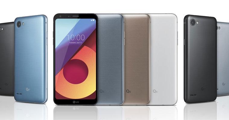 precios de los LG Q6