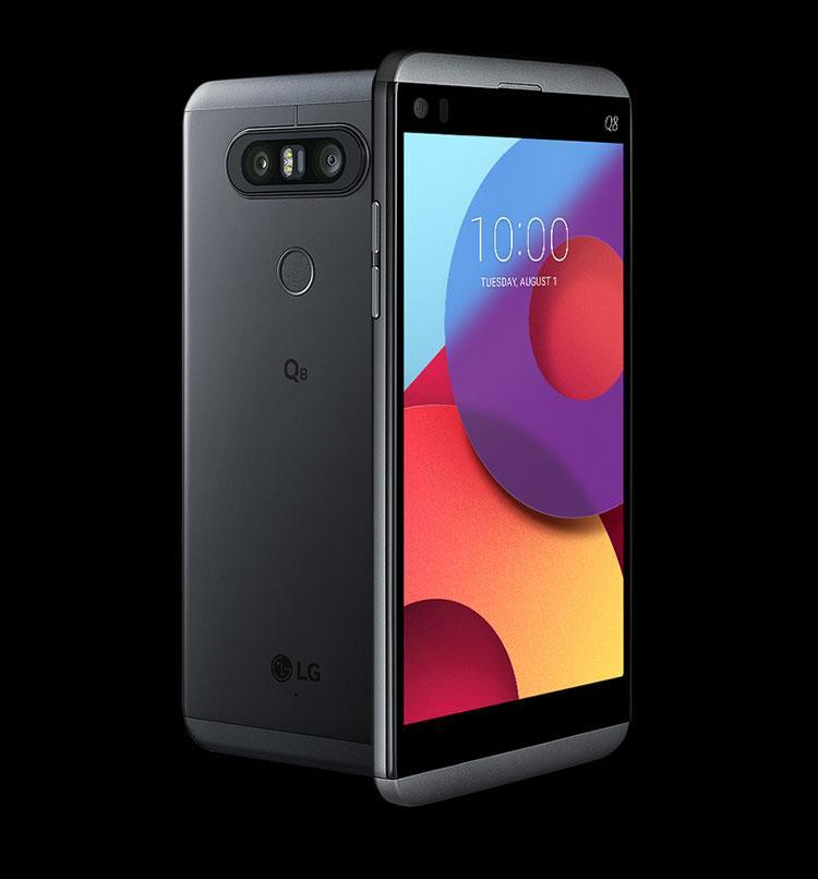 nuevo LG Q8