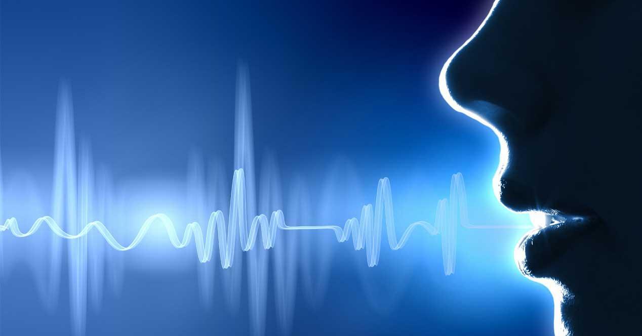 reconocimiento de voz