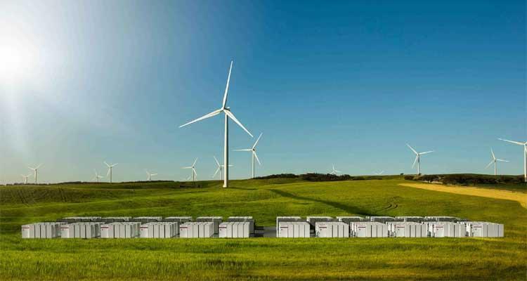 Tesla baterías litio Australia