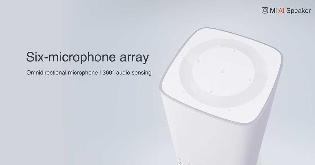 Xiaomi Mi 5x, MIUI 9 y AI Speaker