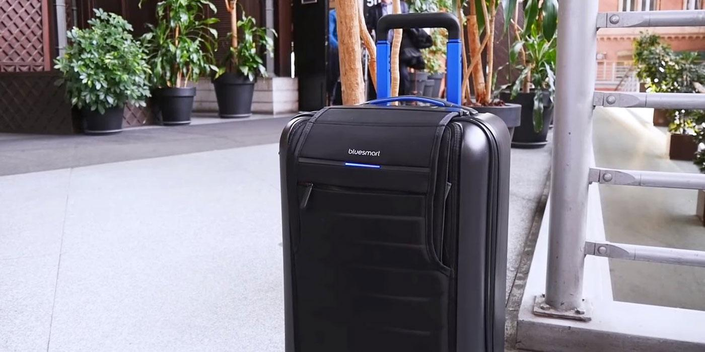 Maleta inteligente Bluesmart Luggage