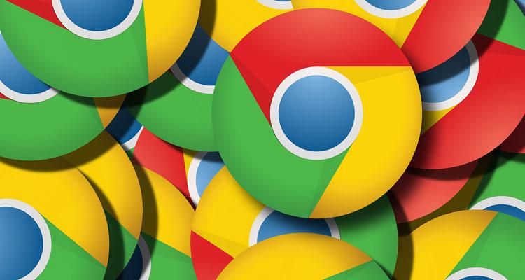 pestañas de Chrome