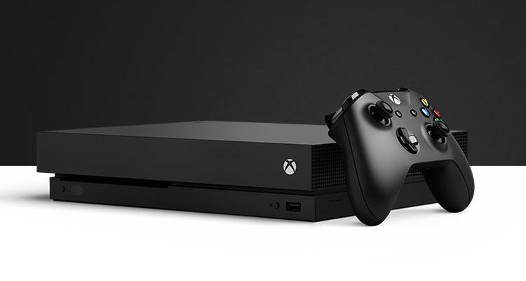 Imagen de la consola Xbox One