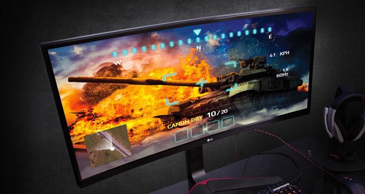 Monitor Gaming de LG