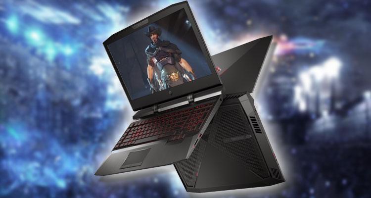 Portátil HP Omen X