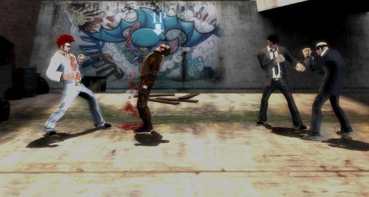 Juego Android Hermandad de Violencia Ⅱ
