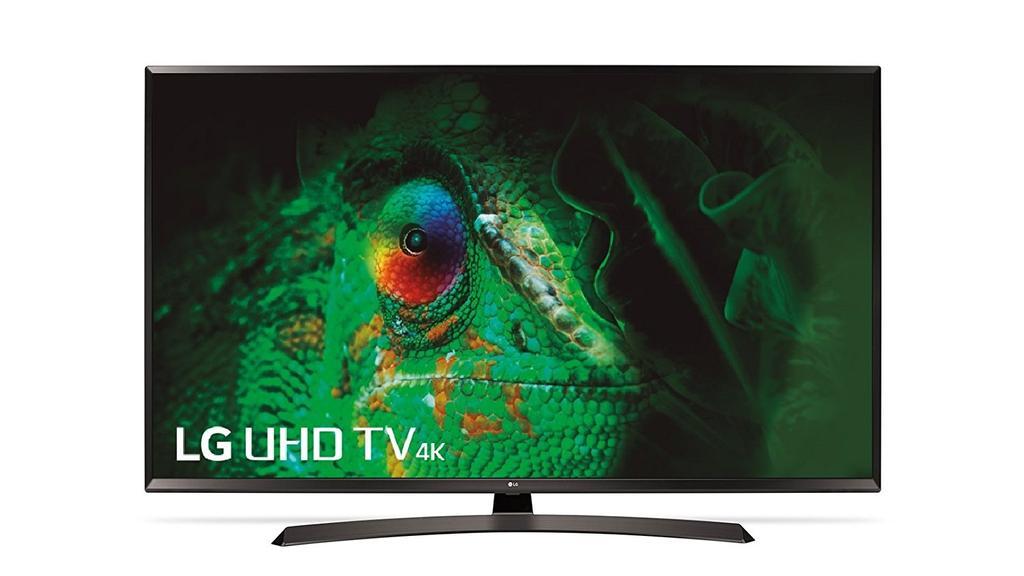 Televisor LG 43UJ634V