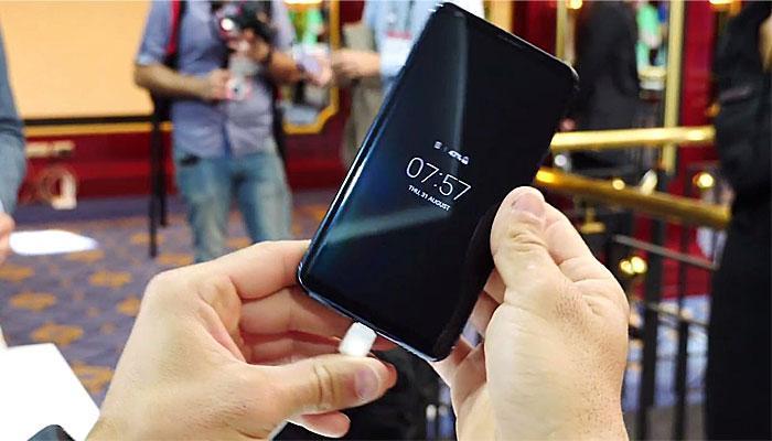 Teléfono LG V30