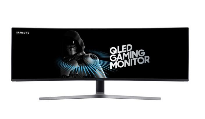 Monitor Samsung CHG90 QLED