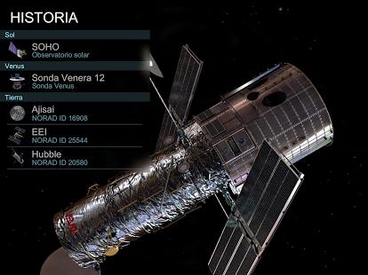 Aplicación Solar Walk 2 - Universo 3d: Exploración espacial