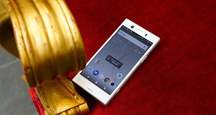Teléfono Sony Xperia XZ1 Compact