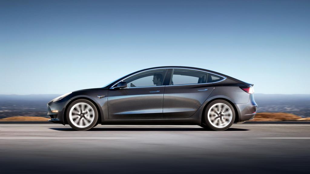 Coche Tesla Model 3