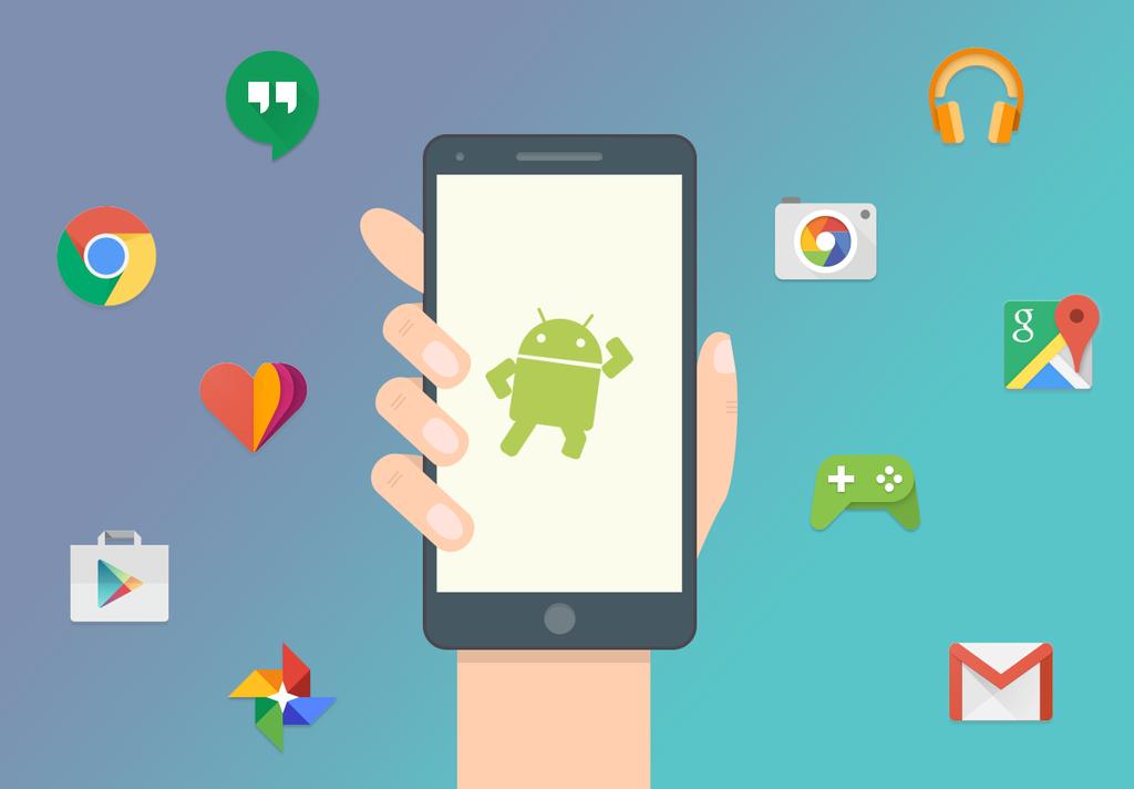 Icono de aplicaciones Android