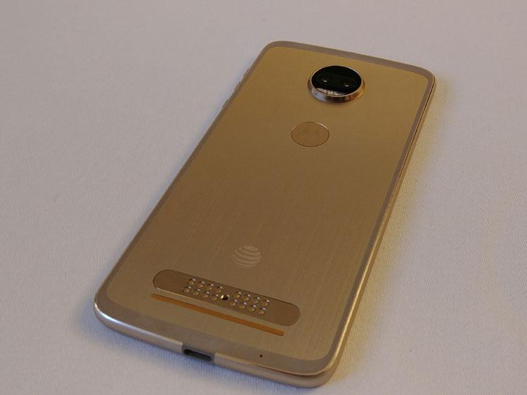 Motorola Moto X4 de Lenovo