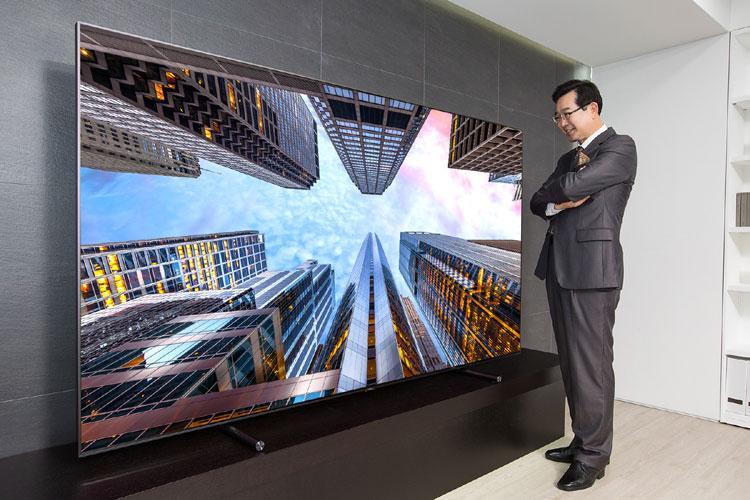 Samsung QLED TV Q9