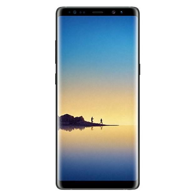 Imagen forntal del Samsung Galaxy Note 8