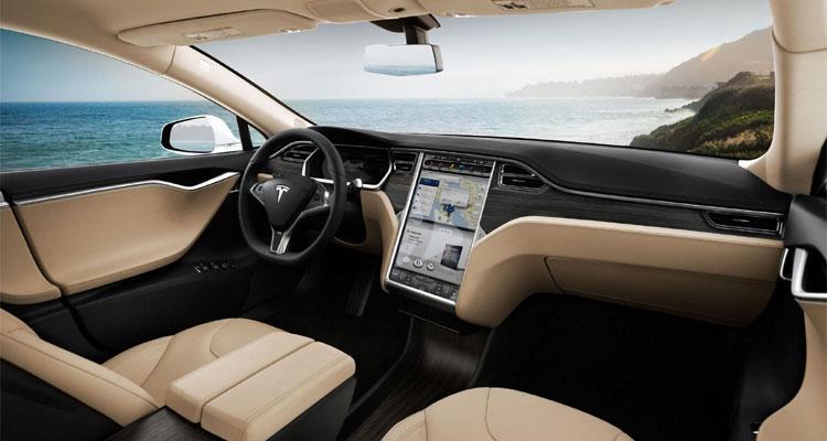 servicio de música de Tesla