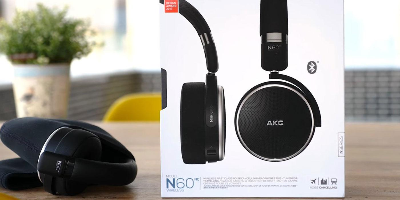 Auriculares AKG N60 Wireless