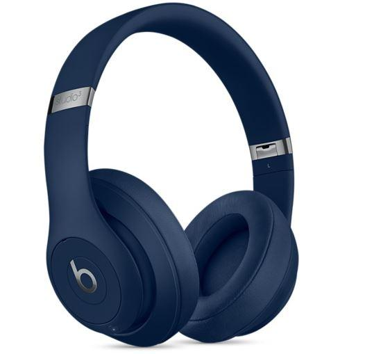 Auricular Apple Beats Studio3 de color azul