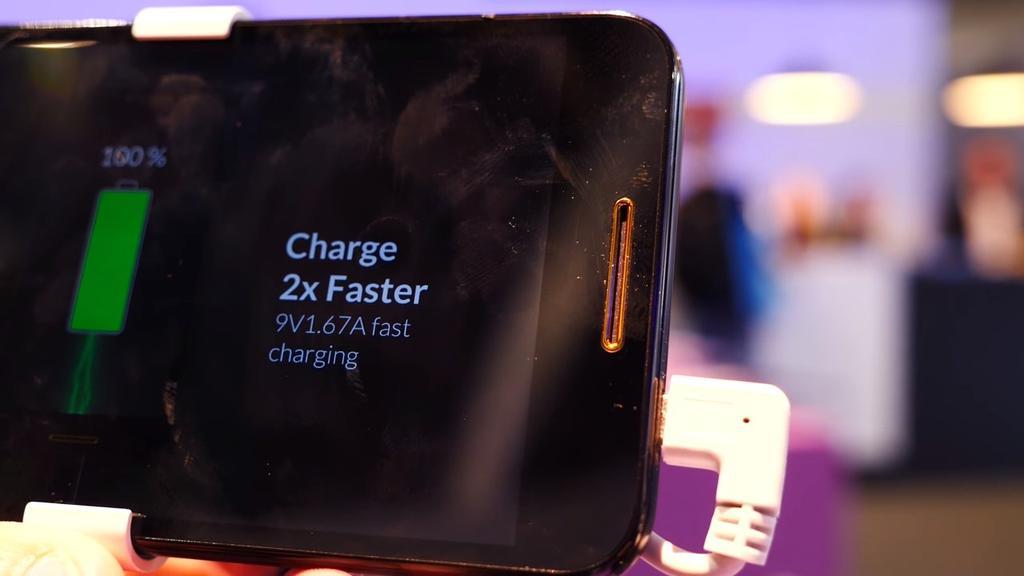 Diseño del teléfono Alcatel A7