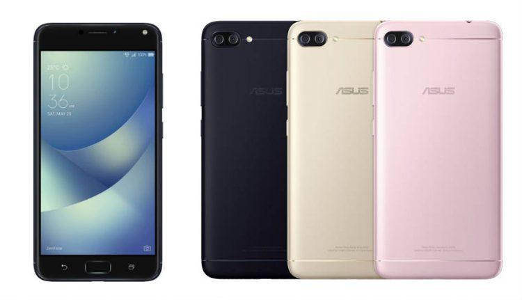 Teléfno ASUS Zenfone 4 Max