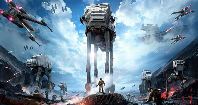 Juego PS4 Battlefront