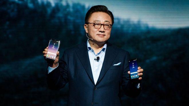CEO Samsung DJ Koh