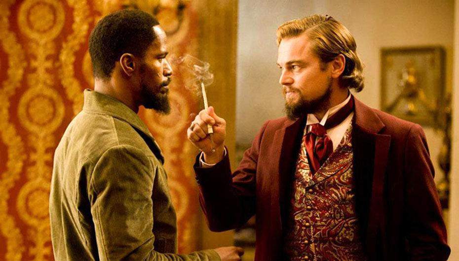 Película Django desencadenado