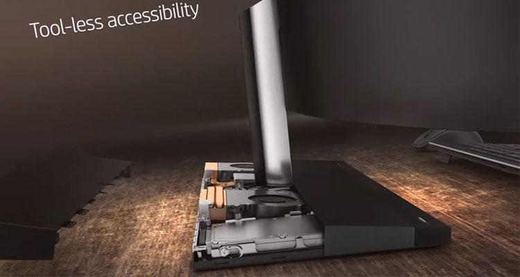 Base del HP EliteOne 1000