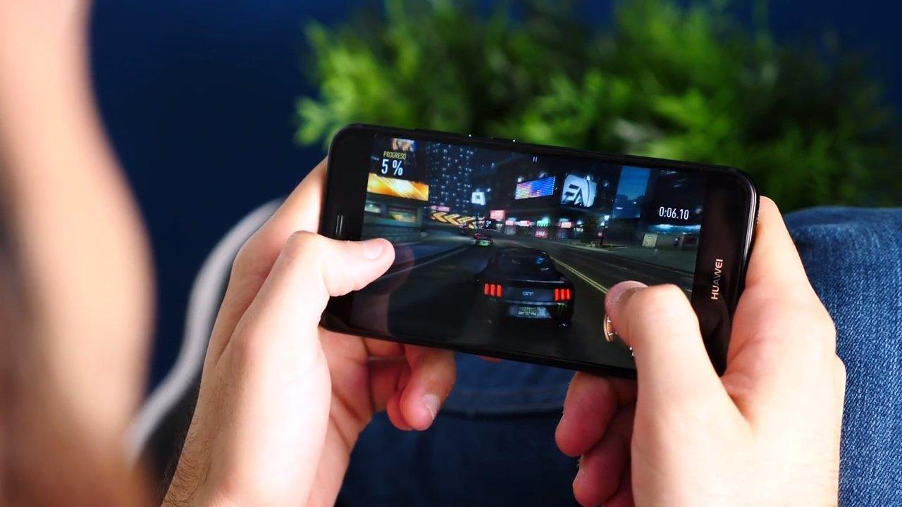 Ejecución juego Huawei Nova 2