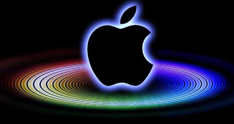 Logotipo de la compañía Apple